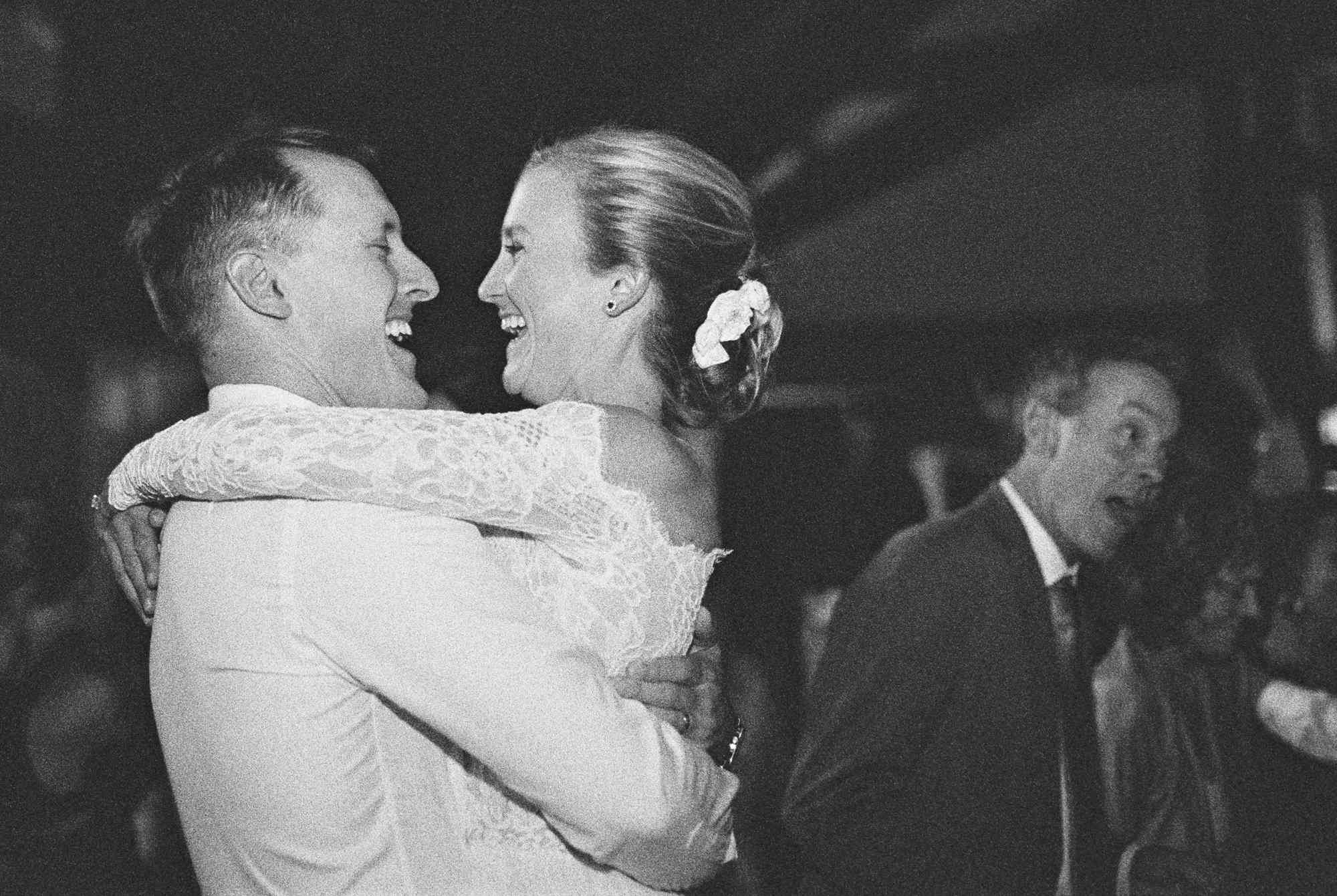 <p>couple on the dance floor</p><br><br>