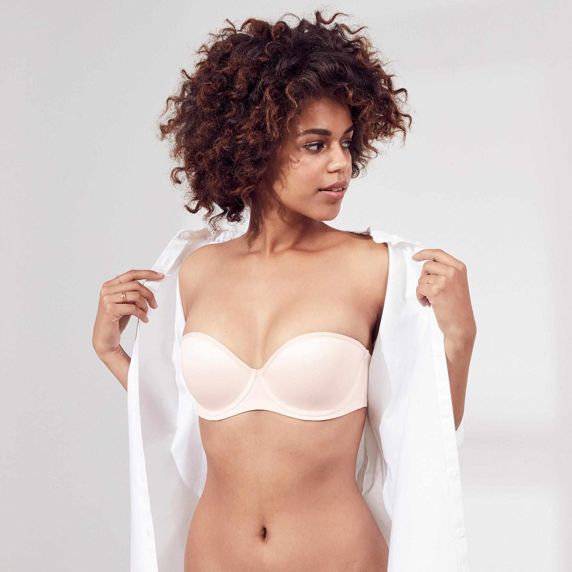 976dacfd535 These Are the Best Strapless Bras to Go With Your Wedding Dress