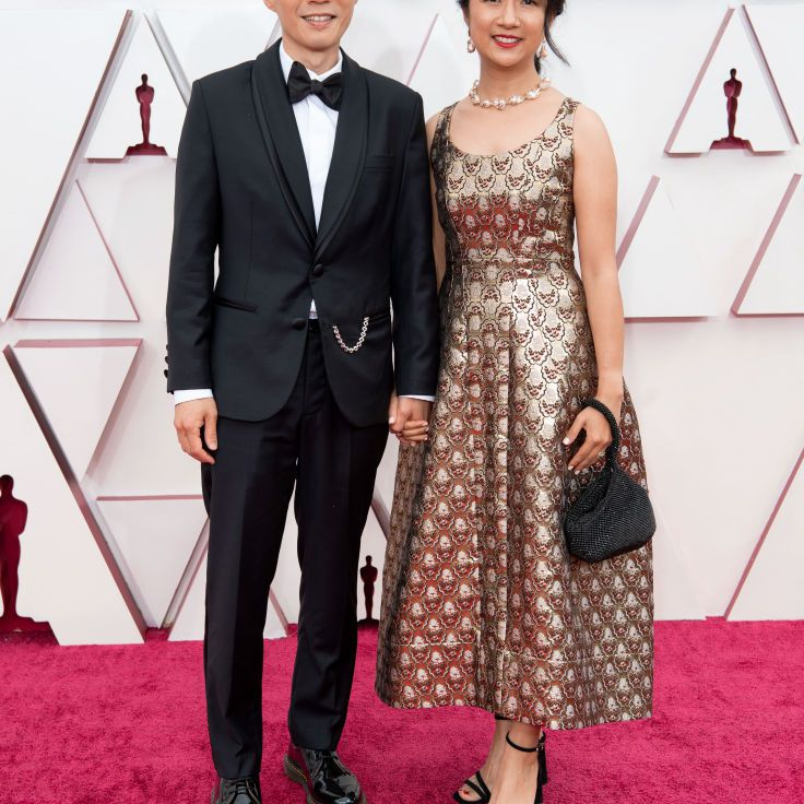 Lee Isaac Chung and Valerie Chung