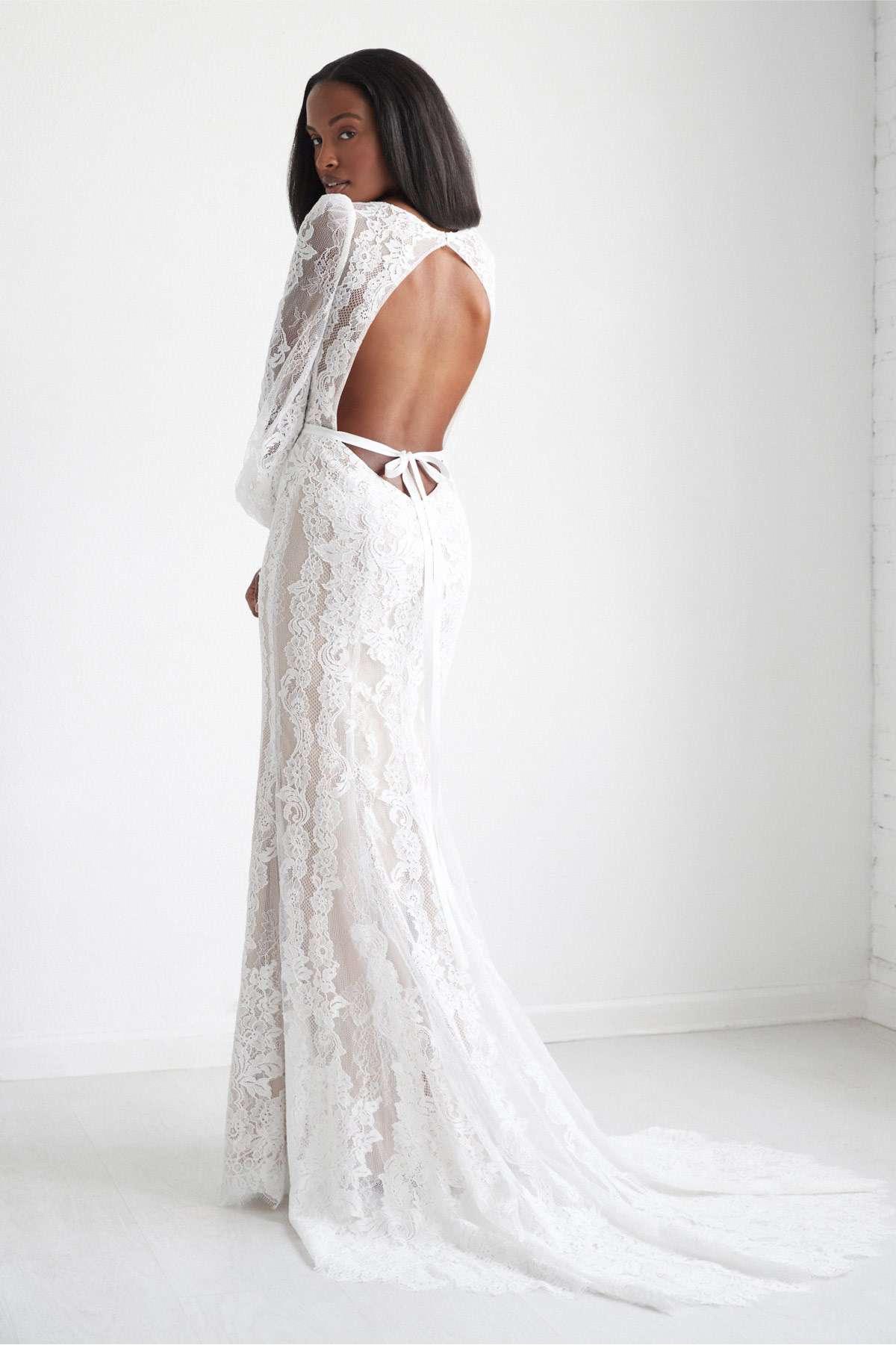 Watters Spruce Wedding Dress