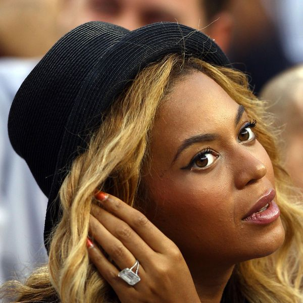 Beyonce's engagement ring