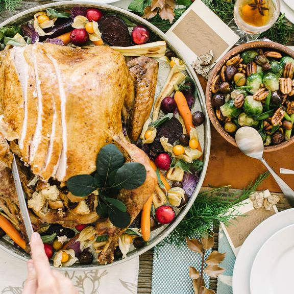 10 Thanksgiving Recipes That You Can Make Ahead