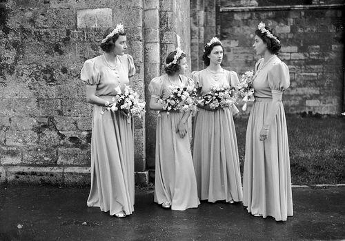 royal princess bridesmaids