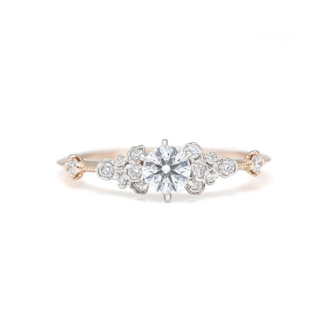 Kataoka Japanese Rose Ring