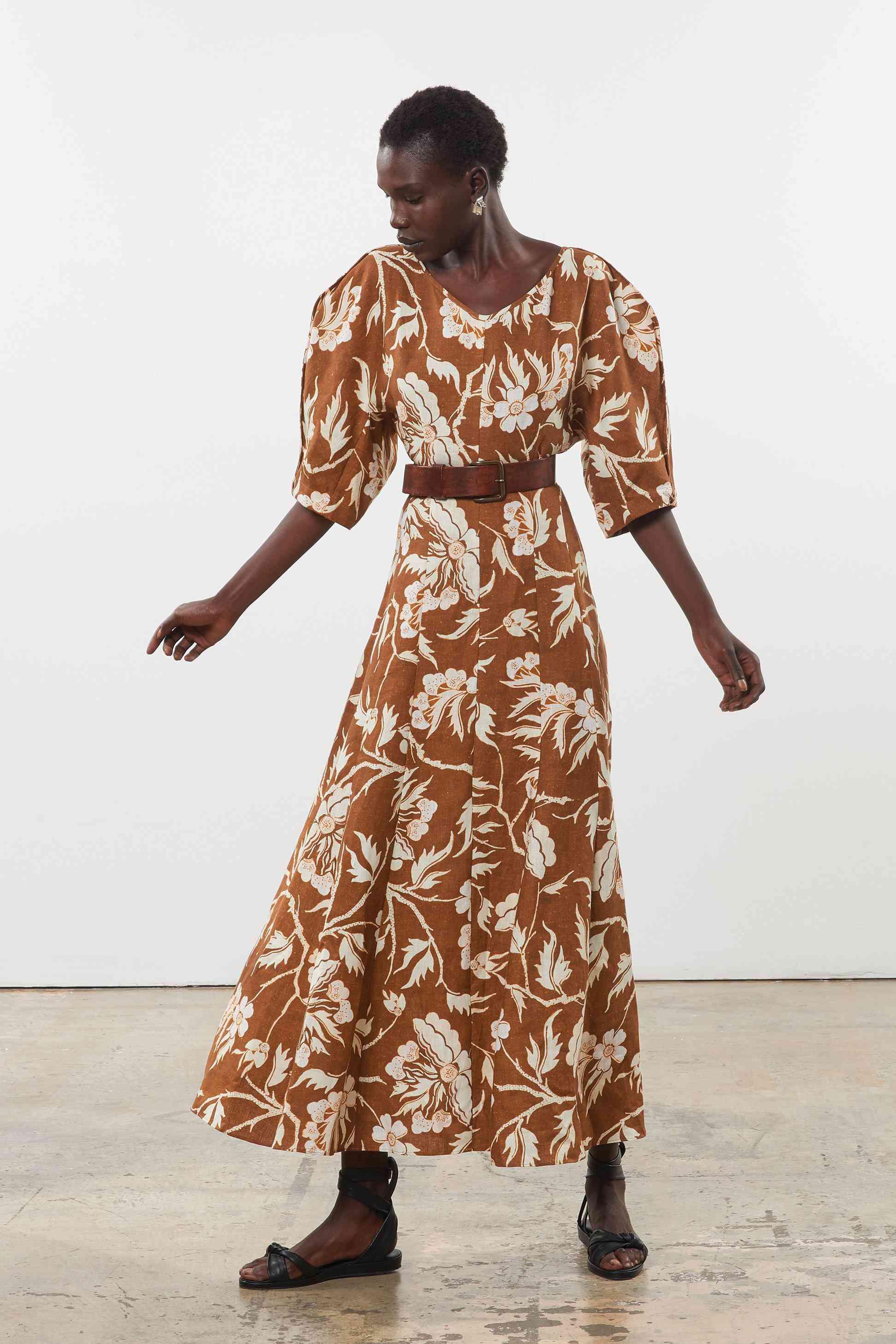 Mara Hoffman Sicily Dress $450