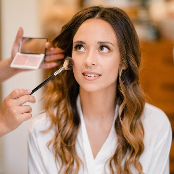 The Best Beauty Apps for At-Home Hair and Makeup Brides Need