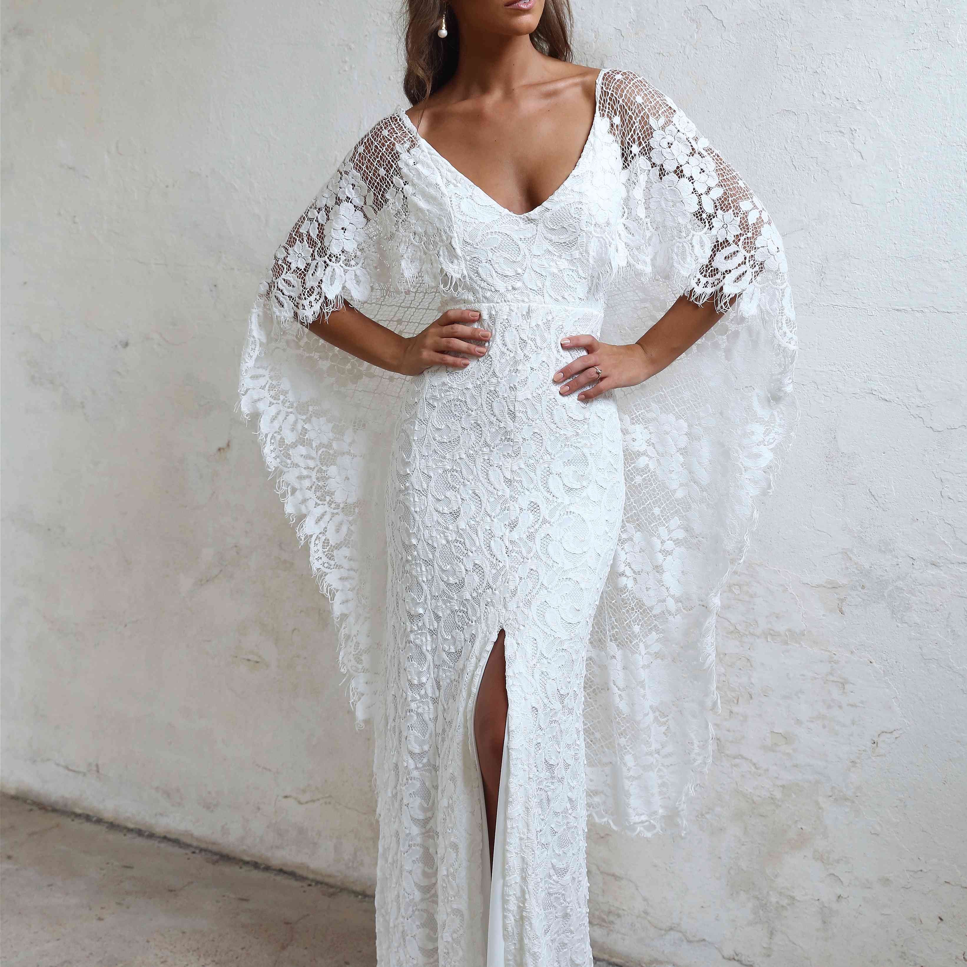 9 Wedding Dresses Perfect For The Indie Bride