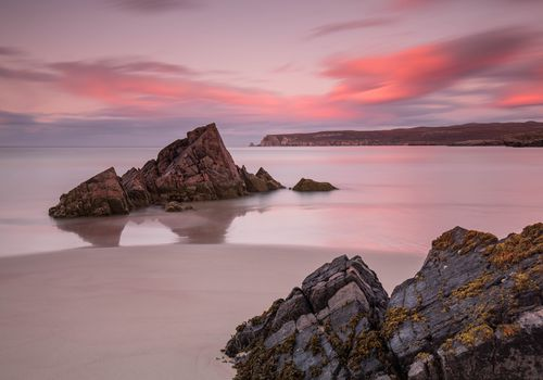 Sunset in Durness