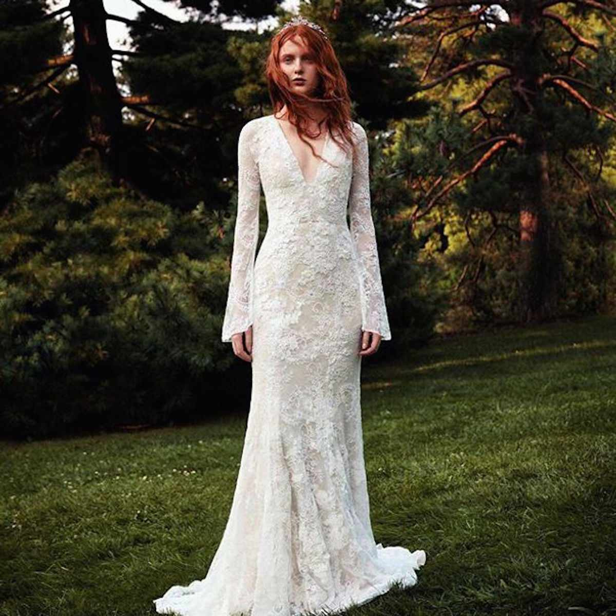 41 Vintage Inspired Wedding Dresses We Love