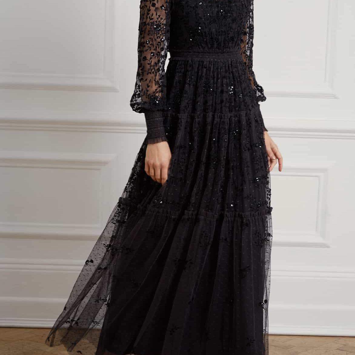 The 37 Best Black Wedding Dresses Of 2020,Wedding Dresses Toronto Online