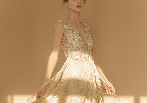 """Francesca Miranda """"Ada"""" gown"""