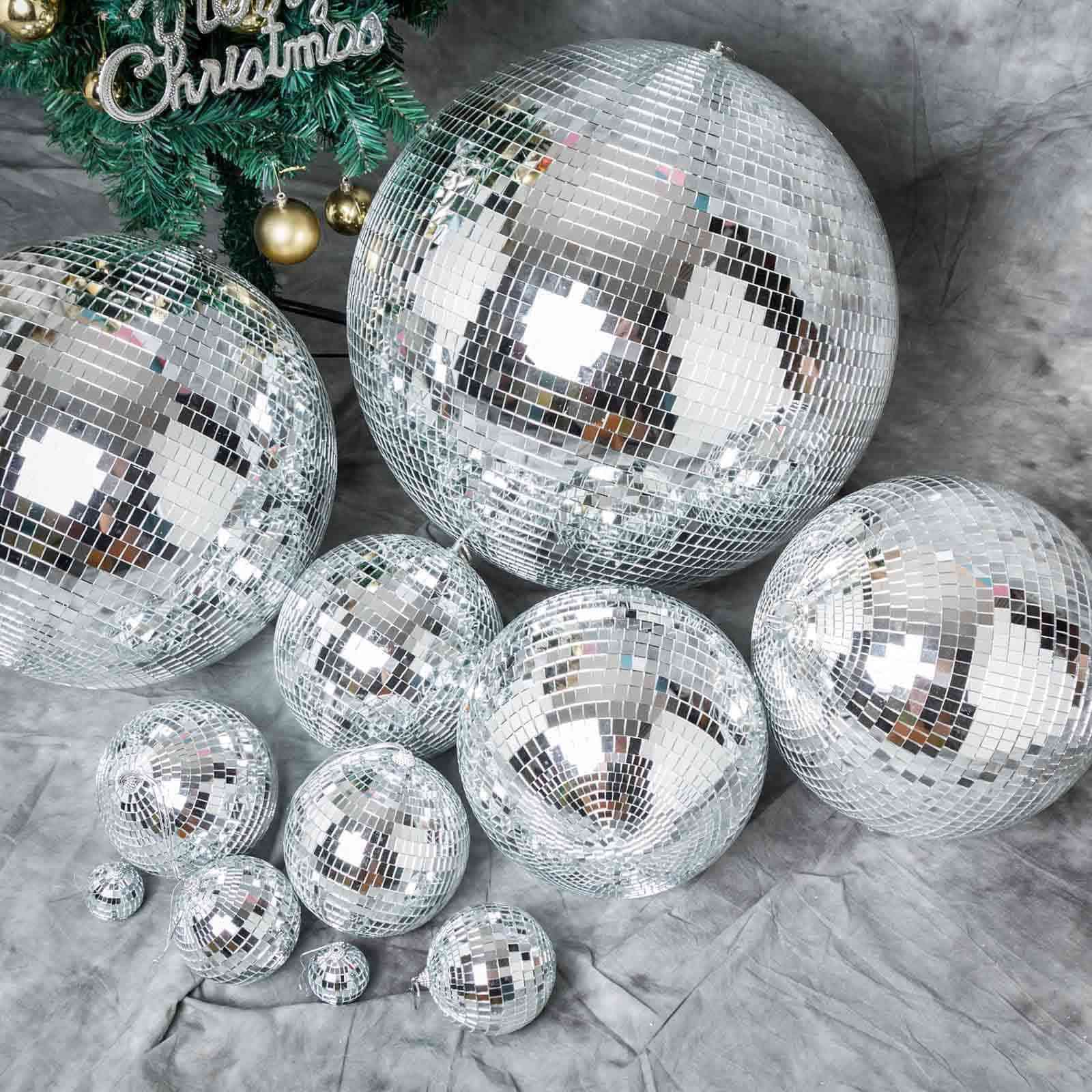 EnFete Mirrored Disco Balls