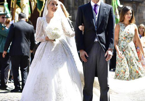 Prince Ernst August of Hanover and Ekaterina Malyshev