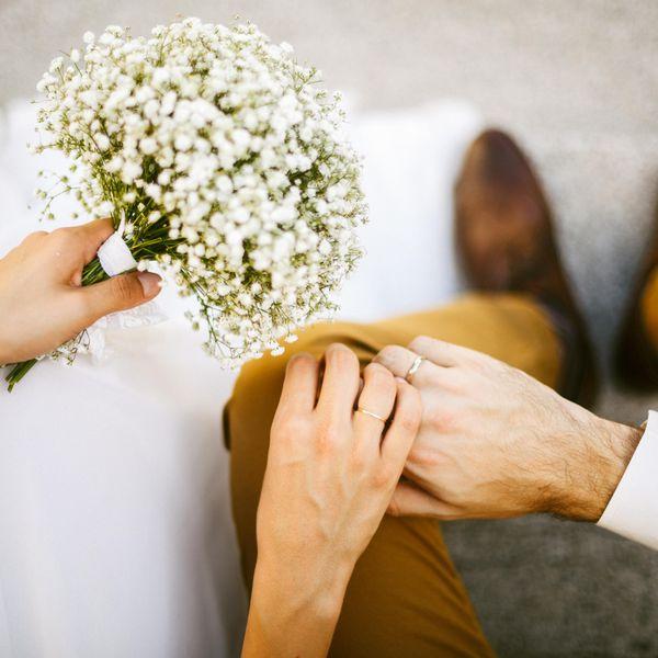 Story Donald Trump Wedding Photos: Donald Trump And Marla Maples' Wedding Registry Leaked