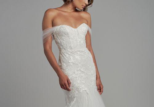 Jenny Woo Adrienne Wedding Gown