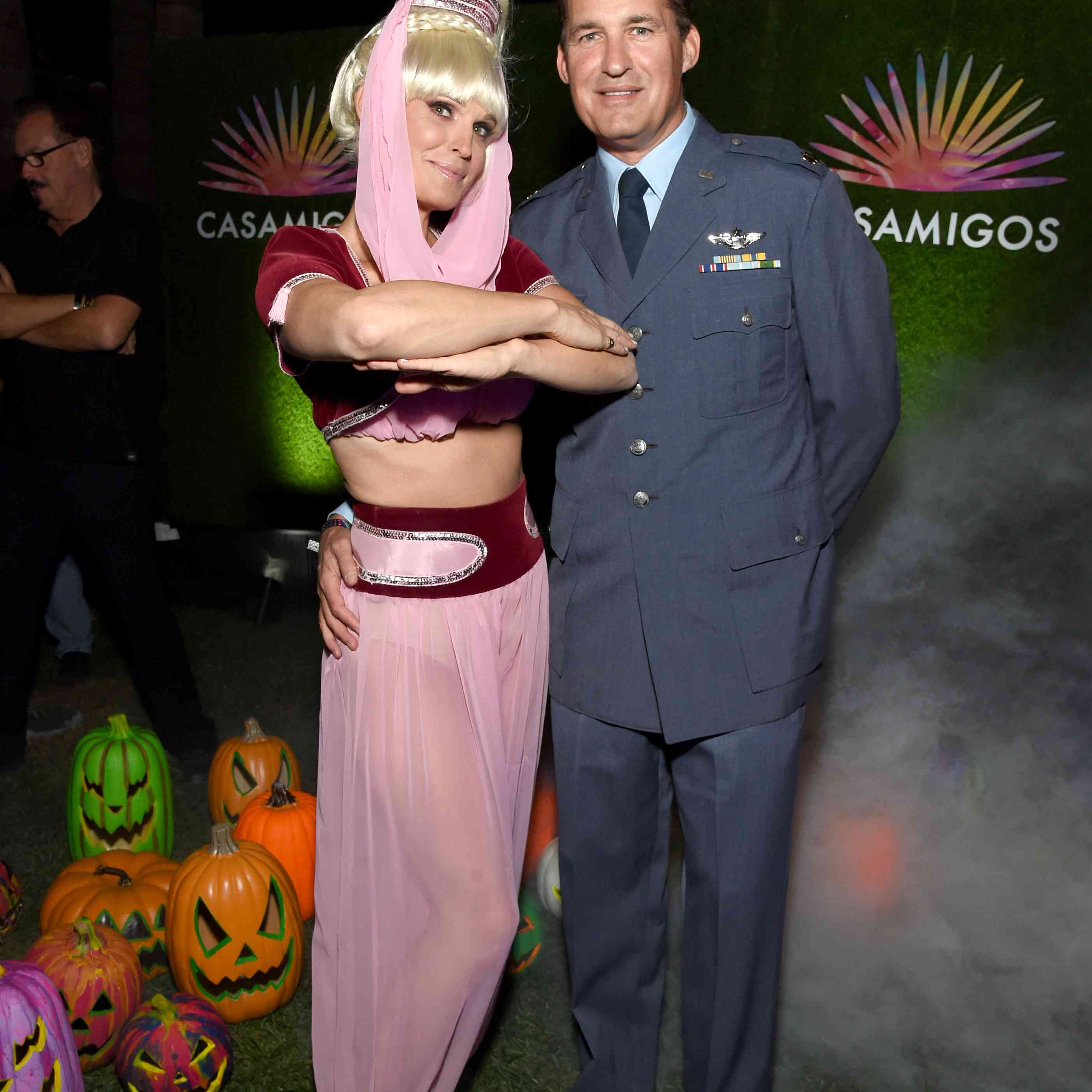 Molly Sims and Scott Schuber