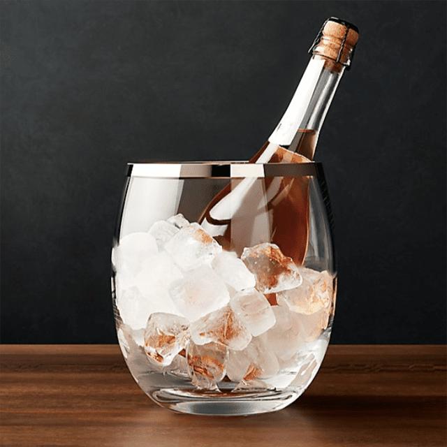 Pryce/Champagne Ice Basket