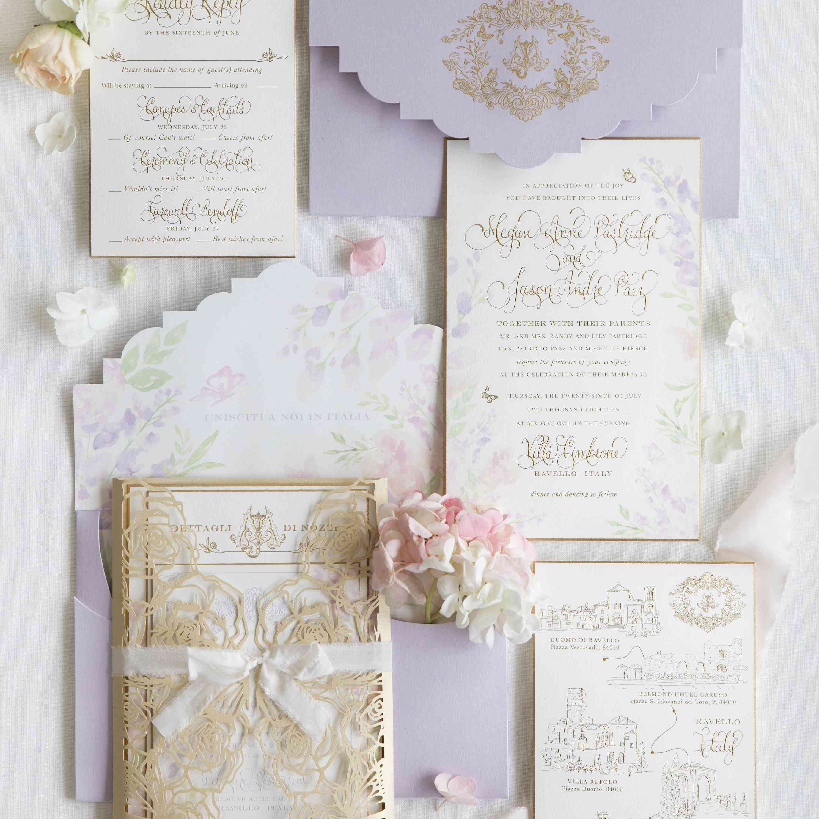 27 Unique Wedding Invitation Ideas For Every Couple And Wedding Style