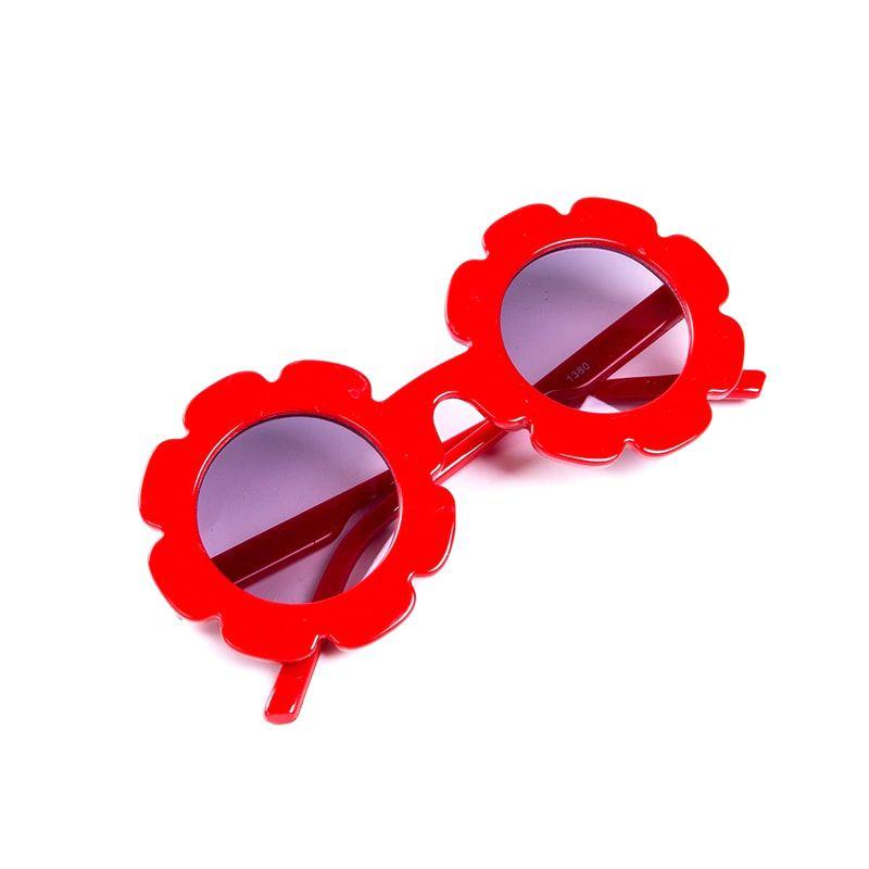 Kido Chicago Flower Sunglasses