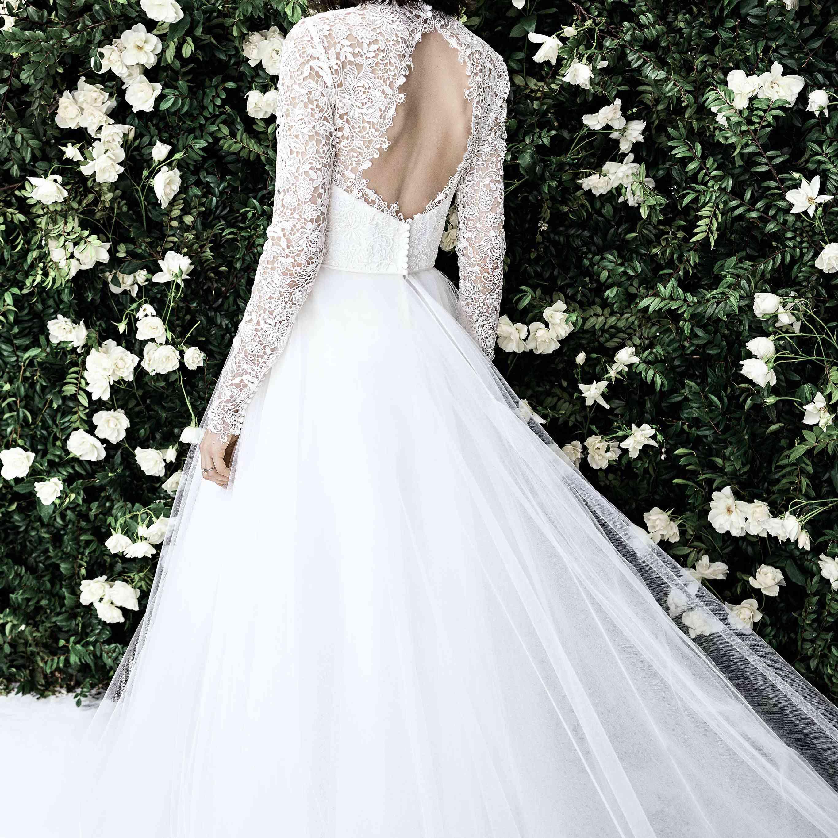 Carolina Herrera Wedding Dress.Carolina Herrera Bridal Spring 2020