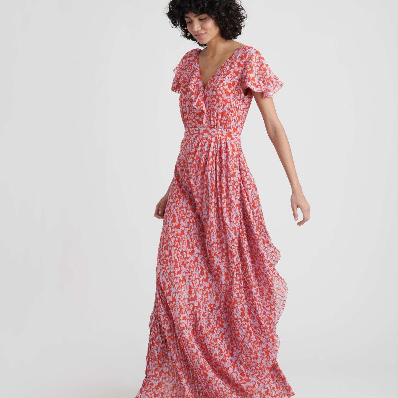 Tanya Taylor Fabiana Dress $795, on sale $477