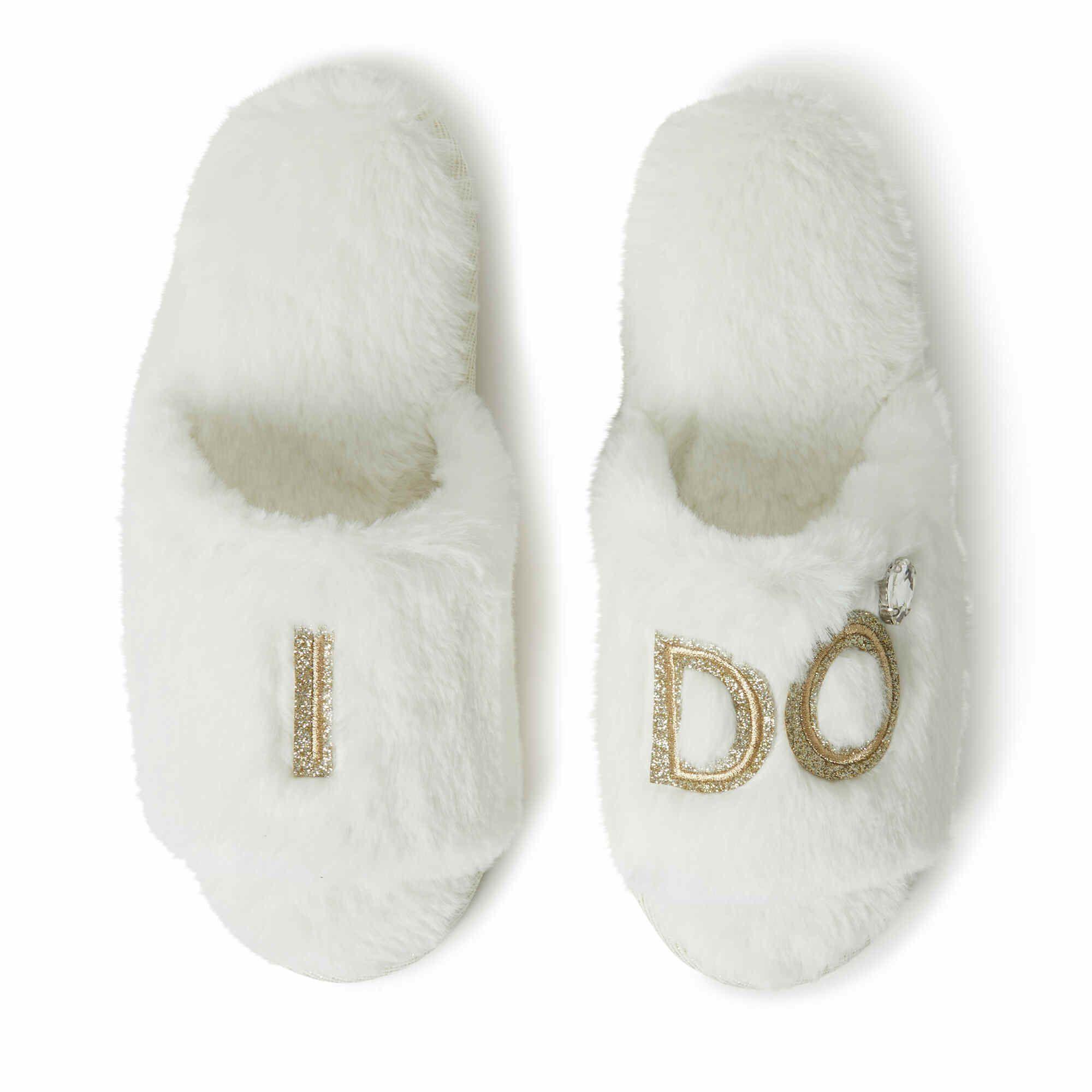 dearfoams i do slipper