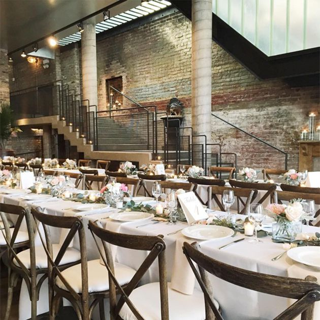 Ceremony Reception Location: BRIDES Chicago: 6 Perfect Wedding Venues For Your Ceremony