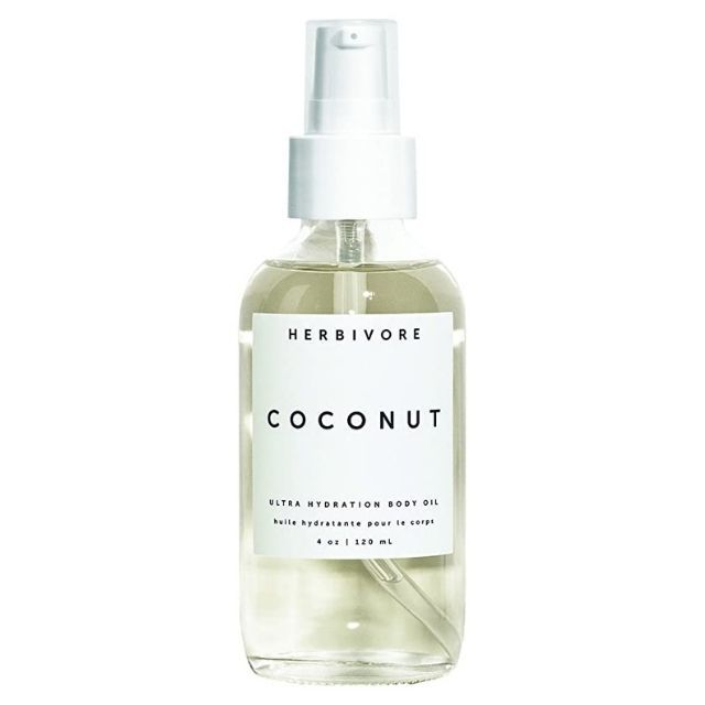 Herbivore Botanicals Coconut Ultra Hydration Body Oil