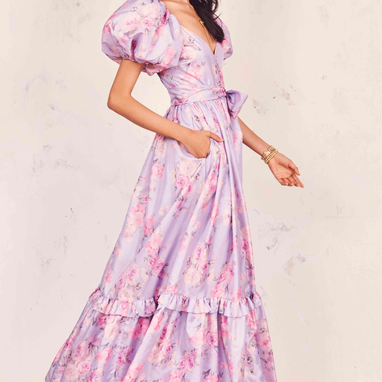 LoveShackFancy Ida Dress $695