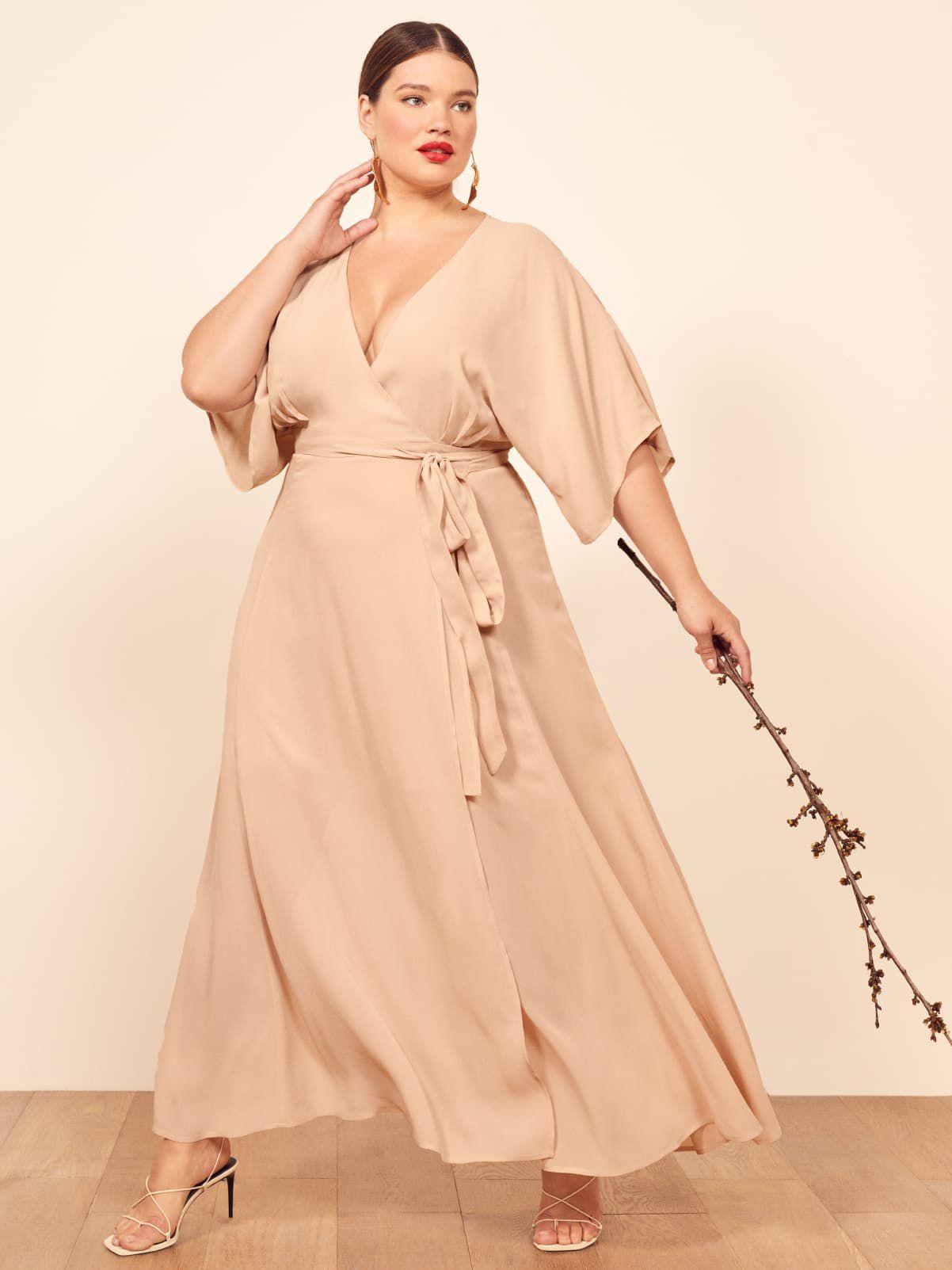 Reformation Winslow Dress, $268