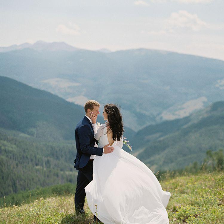 <p>mountain wedding Vail</p><br><br>
