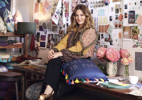 Drew Barrymore Etsy Design Awards