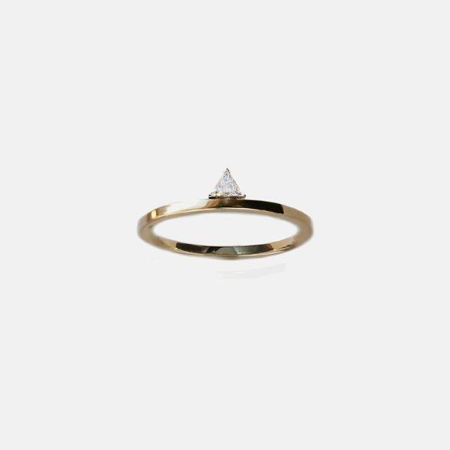 KatKim Mini Peak Ring
