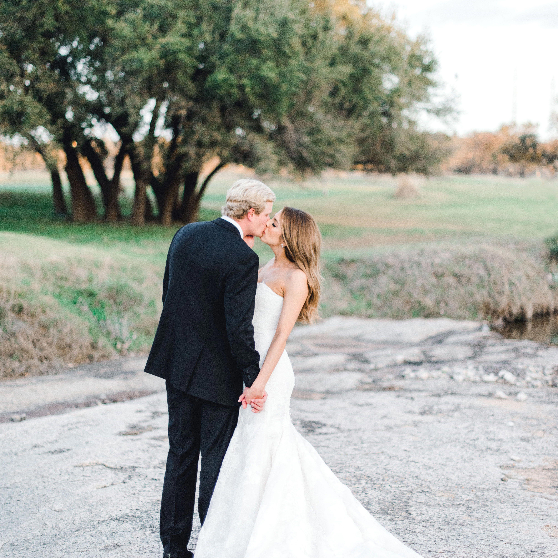 Elizabeth Smart Wedding.A Lush Garden Wedding In Texas Hill Country