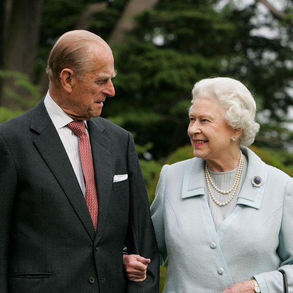 Queen Elizabeth and Prince Philip Recirc