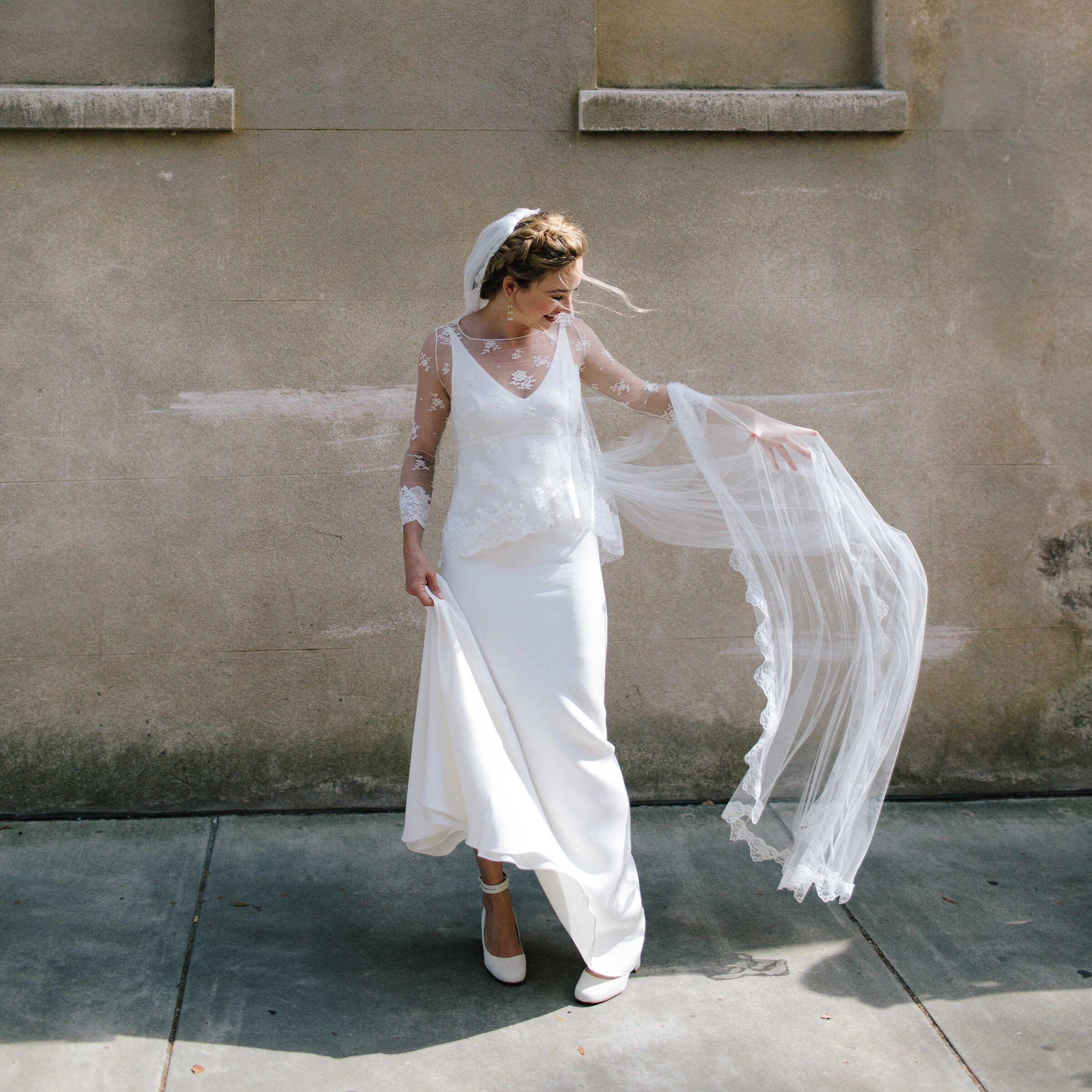 How To Preserve Your Wedding Veil And Why You Should