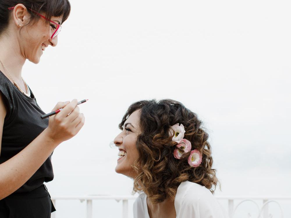 My Wedding Hair And Makeup Trials