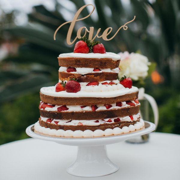 Vegan And Gluten Free Wedding Cake Ideas Alternative: 15 Unique Wedding Cake Flavors That Go Far Beyond Vanilla