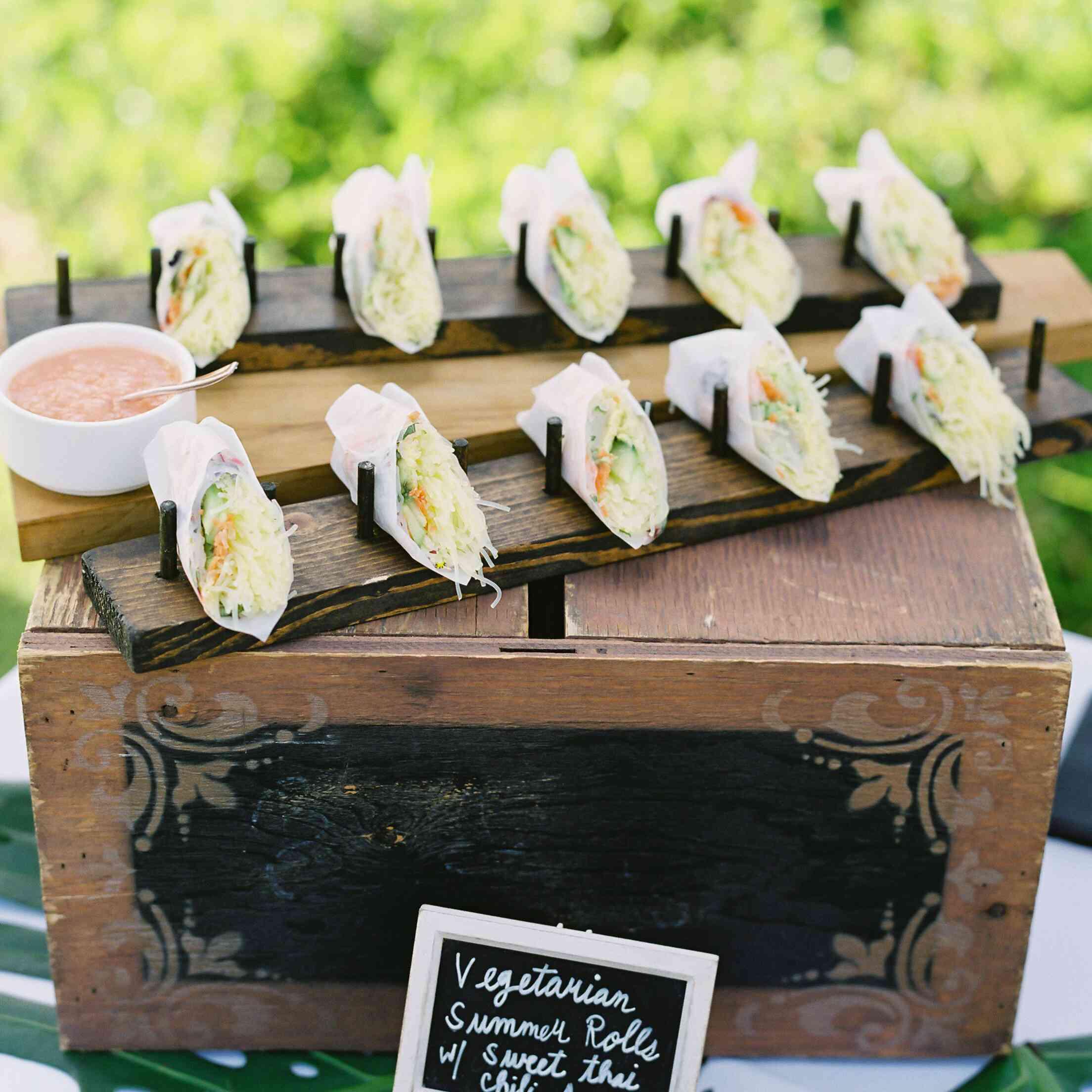 Summer Wedding Dinner Menu Ideas: 30 Mouth-Watering Wedding Menu Ideas For A Summer Wedding