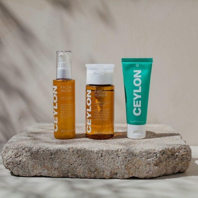 Ceylon Prepaid Subscription Skincare Set
