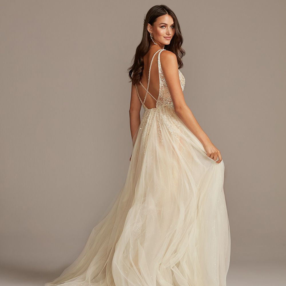 Galina Signature For David S Bridal Wedding Dress Collection
