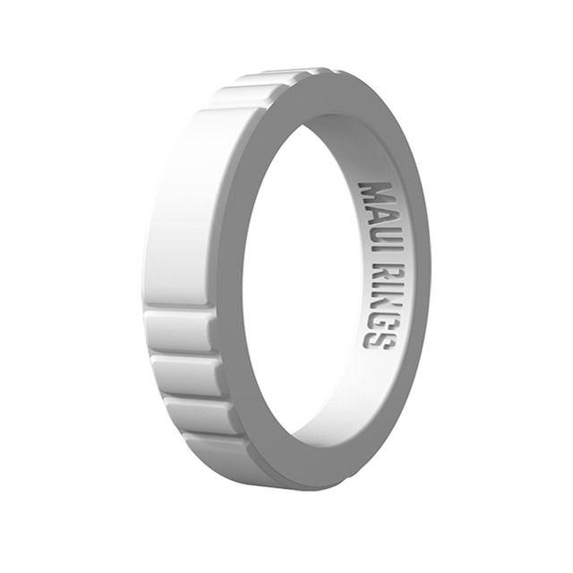 Maui Rings Elegant Women Silicone Ring