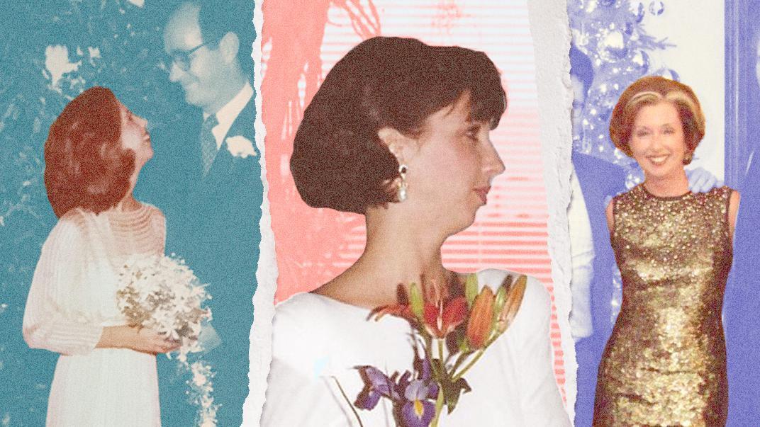 Meet the Bride Whos Been Married, Widowed, Divorced, and