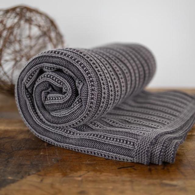 YaYa & Co. Brooklyn Knit Throw