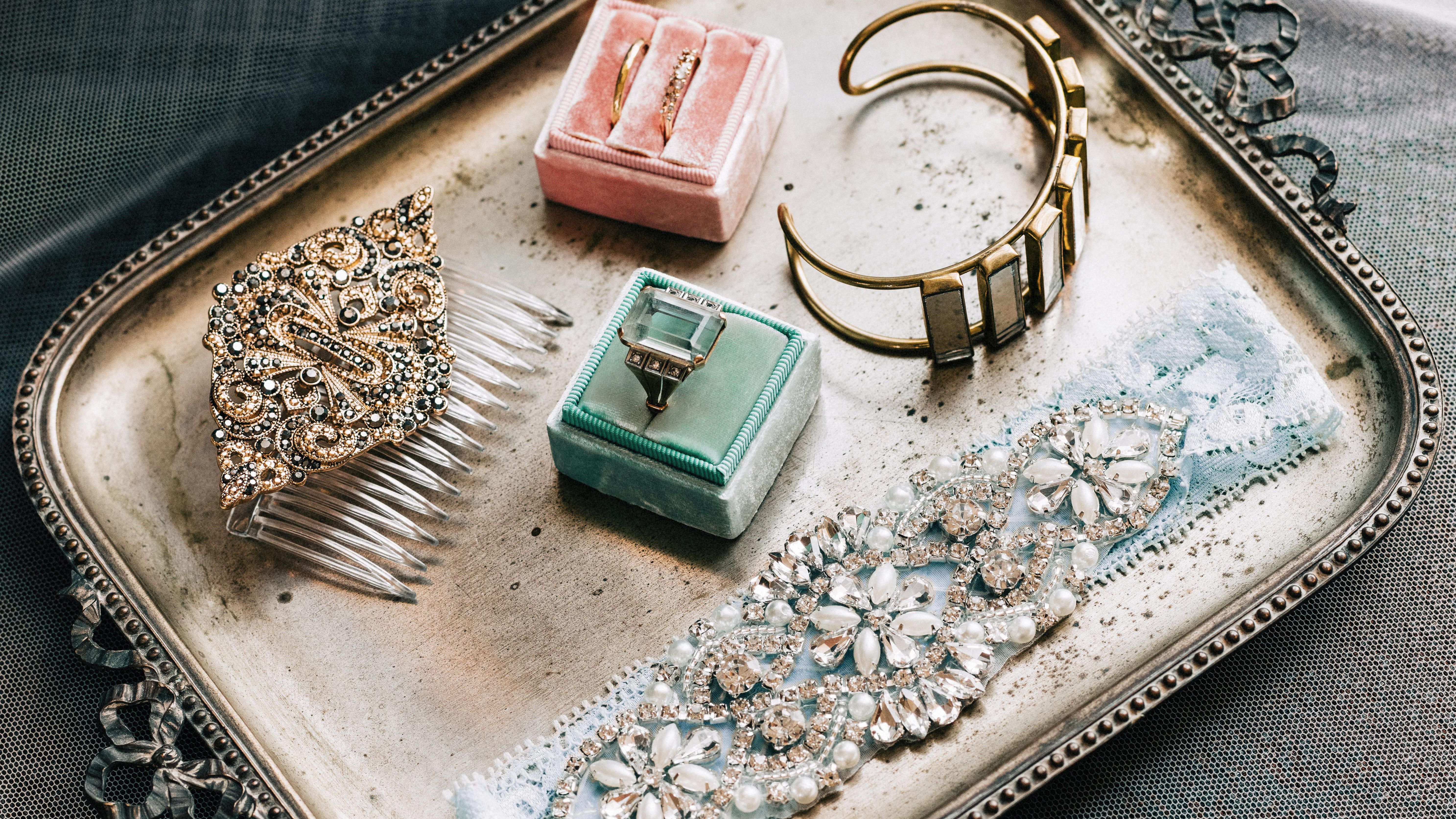 The Bridal Accessories Summer Brides Should Be Rocking According