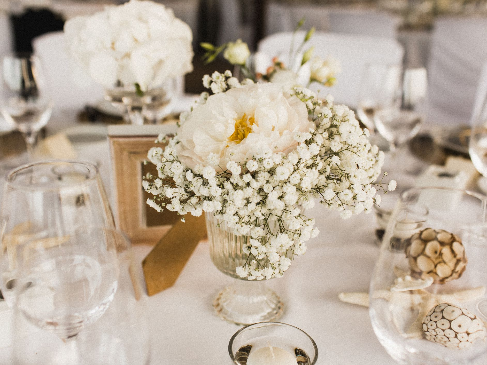 Wedding Centerpieces For Every Kind Of Table