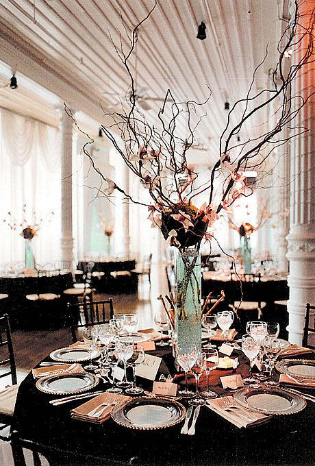 Wedding Center Pieces.Wedding Centerpieces For Every Kind Of Table