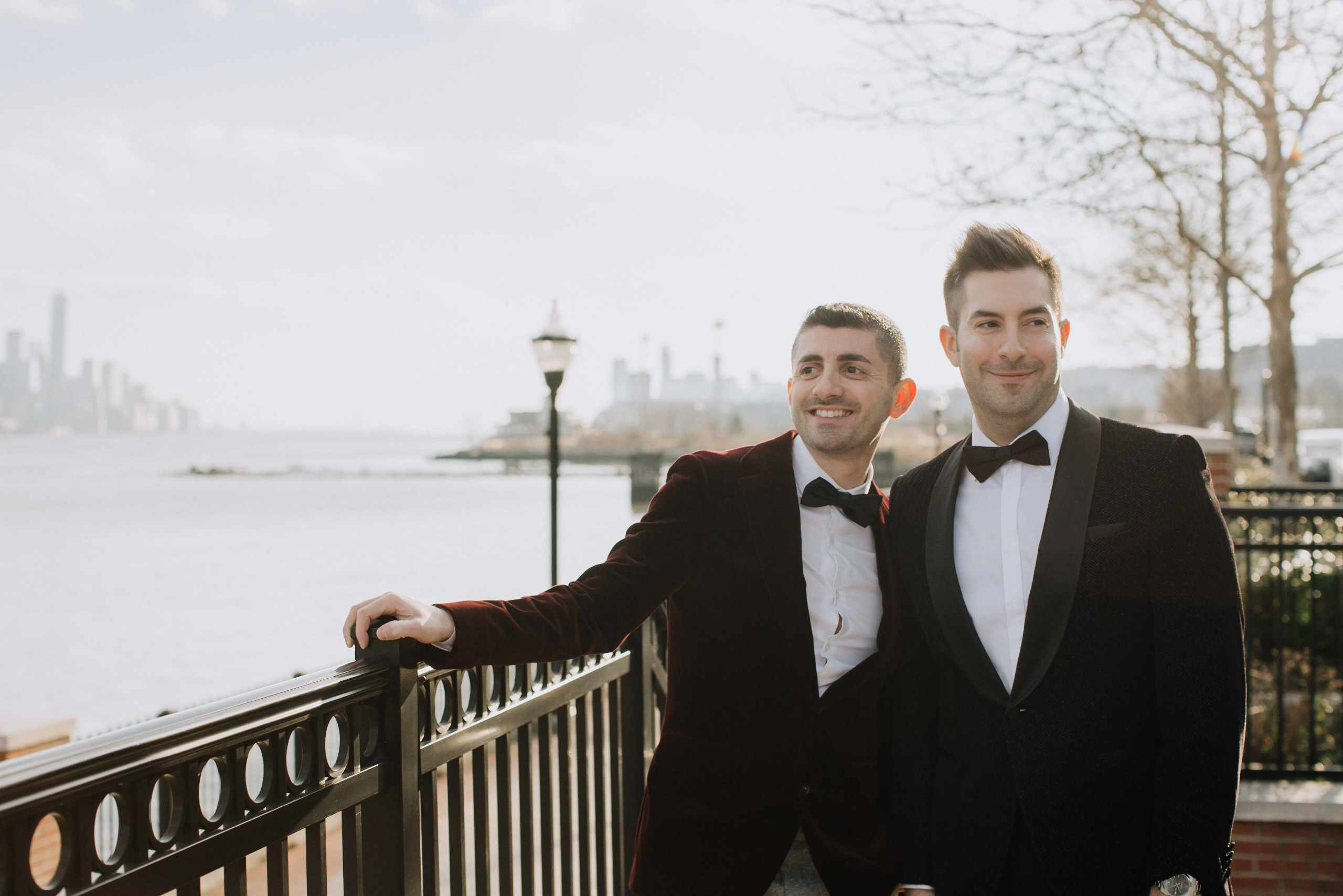 grooms in Weehawken