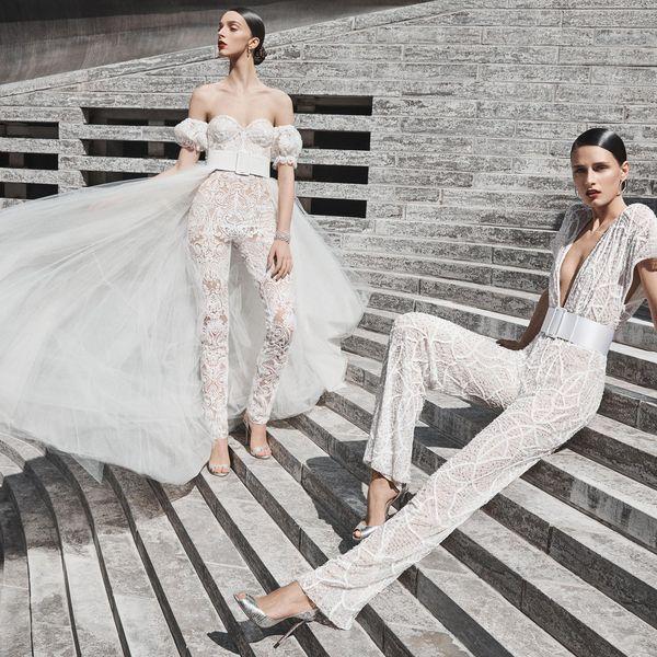 Gallery New Mira Zwillinger Wedding Dresses Spring 2019: Rime Arodaky Bridal Fall 2019