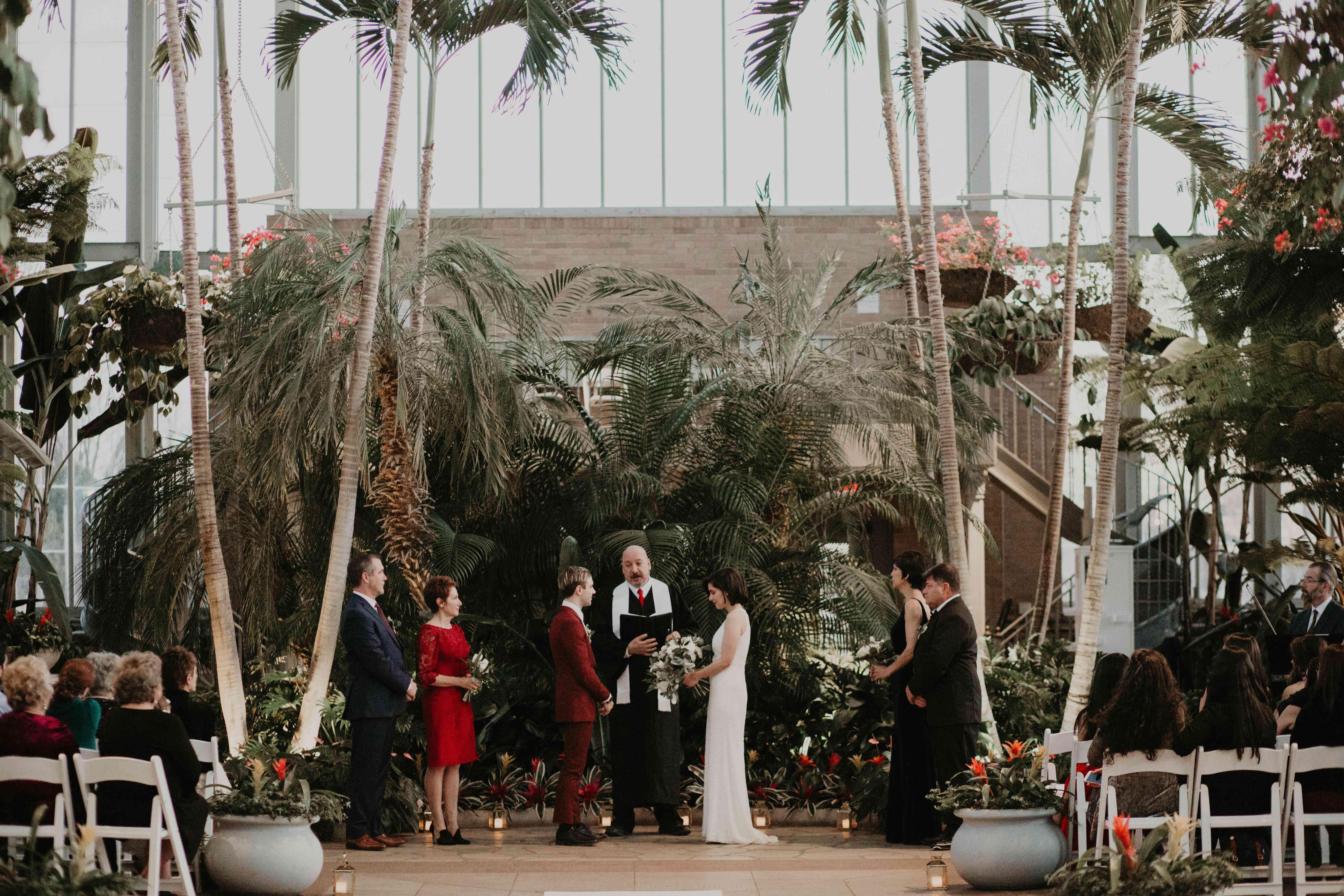 9 Lush Greenhouse Wedding Venues You Ll Love